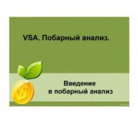 VSA. Побарный анализ. Александр Пурнов