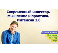 Алексей Егармин - Современный инвестор. Мышление и практика 2.0