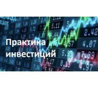 Видеокурс «Практика инвестиций» Илья Бутурлин