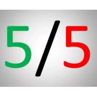 Стратегия торговли акциями на фондовой бирже 5/5