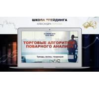Курс «Торговые алгоритмы Побарного анализа» (2019) Александр Пурнов